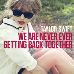 We Are Never Ever Getting Back Together Album